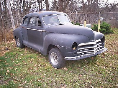 Plymouth : Other 1947 plymouth coupe