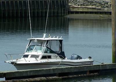 Grady White 226 Seafarer - offshore fishing boat