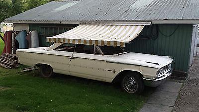 Ford : Galaxie XL 1963 galaxie xl project car