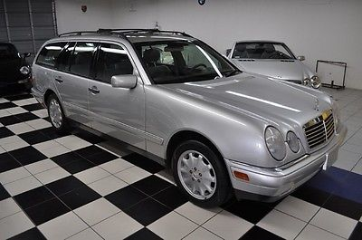 Mercedes-Benz : E-Class ONE OWNER & CARFAX CERTIFIED! AMAZING CONDITION E 320 WAGON 4MATIC - ONE OWNER FLORIDA CAR !!