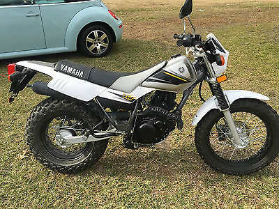 Yamaha : Other 2003 yamaha tw 200 excellent condition only 3300 miles clean