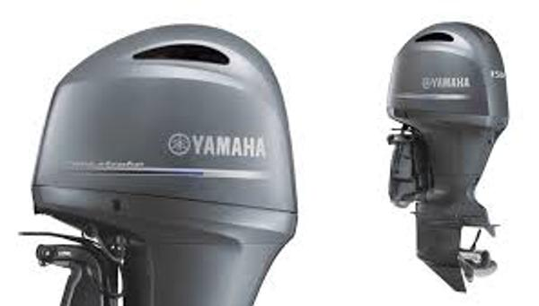 2015 Yamaha Outboards F150LB Engine and Engine Accessories