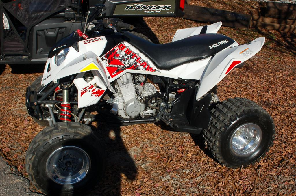 Polaris Outlaw 525 motorcycles for sale in South Carolina