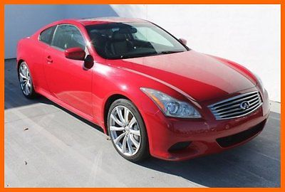 Infiniti : G37 Sport Infinity G37 coupe 2008 infinity g 37 coupe 76 k miles local trade in navigation std we finance