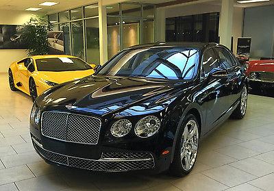 Bentley : Flying Spur V8 Mulliner Sedan 4-Door 2015 bentley flying spur v 8 mulliner only 5 k mi orig msrp 238 k