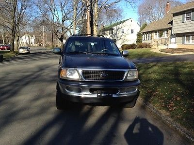 Ford : Expedition 4 DOOR BLUE 1998 FORD EXPEDITION