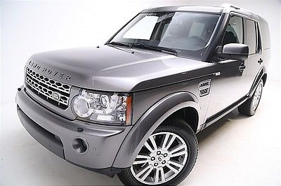 Land Rover : LR3 LUX WE FINANCE! 2010 Land Rover LR4 LUX Sunroof Nav Heated Seats Dual Rear DVD