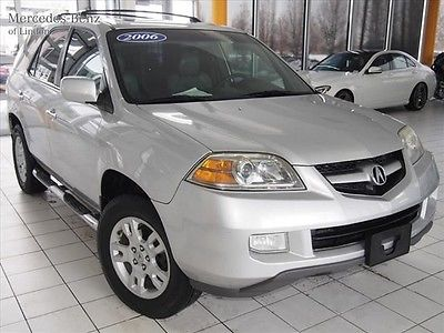 Acura : MDX Touring 2006 acura mdx 3.5 touring all wheel drive silver quartz heated seats