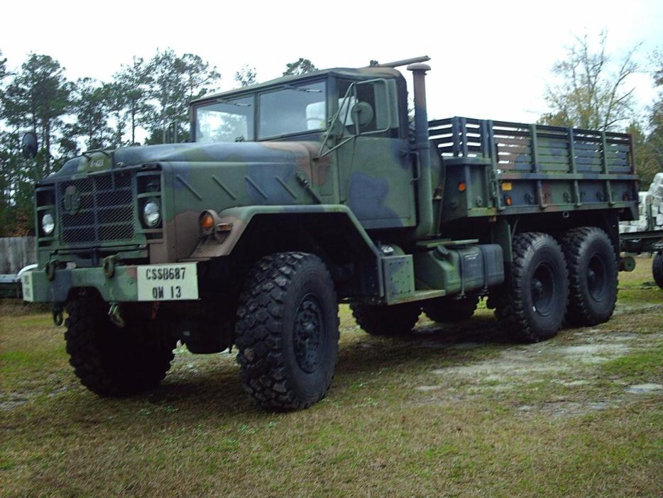 1992 Am General Truck