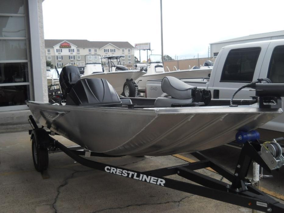 2016 Crestliner 17 Storm
