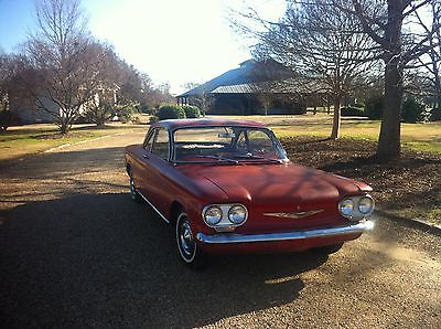Chevrolet : Corvair Monza 900 Corvair Monza 900 Coupe One Owner !