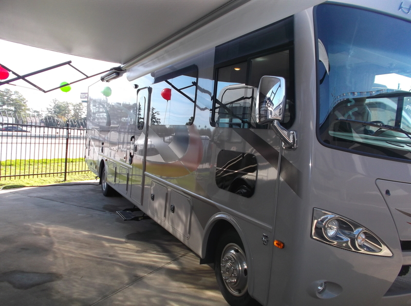 Thor Motor Coach Hurricane 34j Bunkhouse Rvs For Sale In