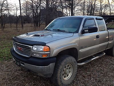 GMC : Sierra 2500 HD Low mile Sierra 2500HD 4x4 Duramax Diesel