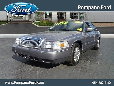 Mercury Grand Marquis ls sedan 4 door cars for sale in Florida