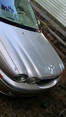 Jaguar : X-Type Base Sedan 4-Door 2002 jaguar x type base sedan 4 door 2.5 l