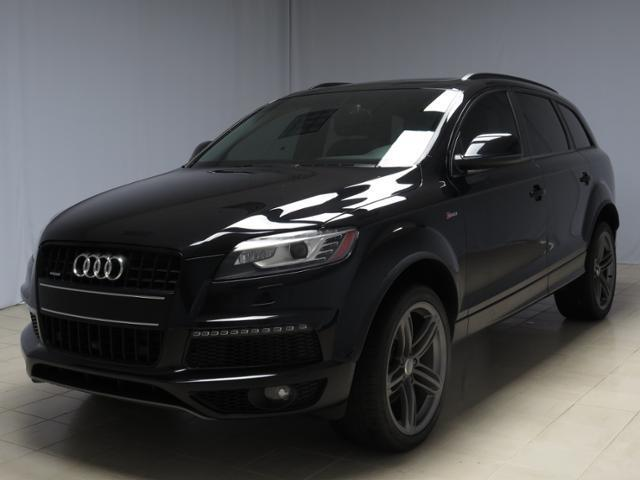 Audi : Q7 Quattro 4dr 2014 audi q 7 s line v 6 supercharged suv loaded with equipmnt