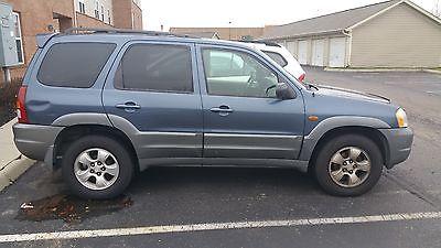 Mazda : Tribute LX-V6 2001 mazda tribute lx v 6 fixer upper for sale by owner vin 4 f 2 cu 09161 km 12622