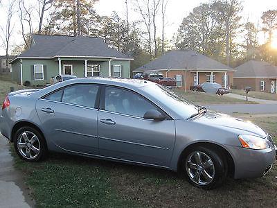 Pontiac : G6 GT 2007 pontiac g 6 gt sedan 4 door 3.5 l low mileage
