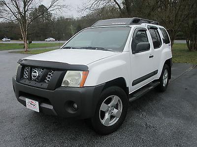 Nissan : Xterra SE 4X4 UPGRADED AUDIO SE 4X4 UPGRADED AUDIO