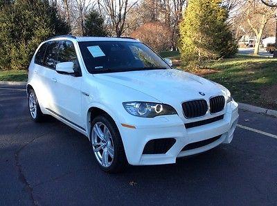 BMW : X5 M 2012 bmw m