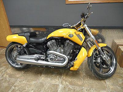 Harley-Davidson : VRSC 2012 v rod muscle
