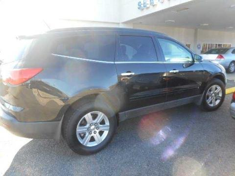 2010 CHEVROLET TRAVERSE 4 DOOR SUV