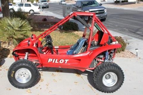 1990 Honda Pilot FL400
