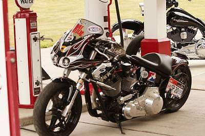 Custom Built Motorcycles : Other 2008 special construction drag bike