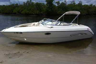 Stingray 240LR Bowrider - Excellent Condition w/ NEW Merc Engine - MUST GO NOW!