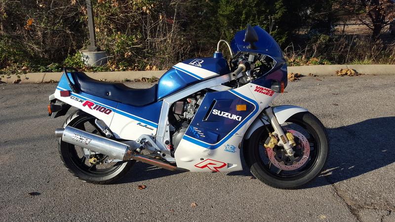 Suzuki Gsxr1100 Motorcycles for sale
