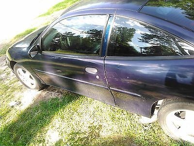 Chevrolet : Cavalier 2001 chevy cavalier as is condition you pick it up in person