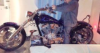 Custom Built Motorcycles : Chopper 2007 ironhorse west coast chopper mint condition