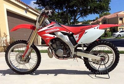 Honda : CR Honda CR250R 2003 ready to ride