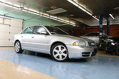 Audi : S4 Base Sedan 4-Door 2001 audi s 4 lowest mileage s 4 in usa navigation loaded 1 owner pristine