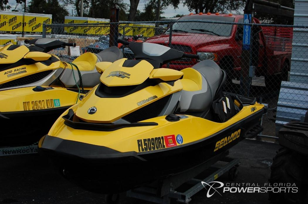 2009 Sea Doo RXT IS 255