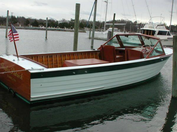 22' 1959 Chris Craft Sea Skiff
