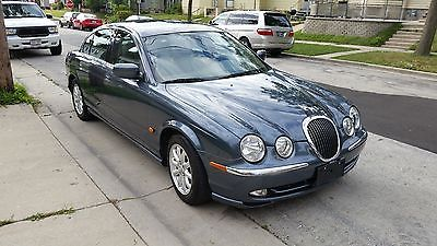 Jaguar : S-Type 2001 jaguar s type 4.0 l v 8 super clean