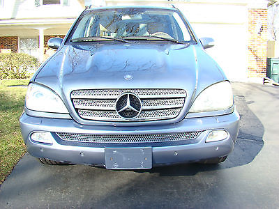 2005 mercedes benz m class cars for sale for Mercedes benz special order