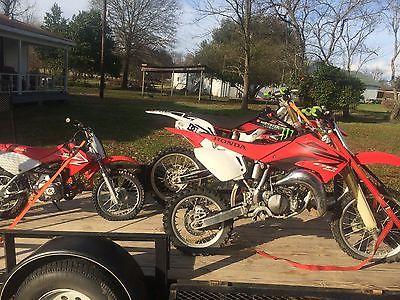 Honda : CR 2006 honda cr 85 r dirt bike motorcycle