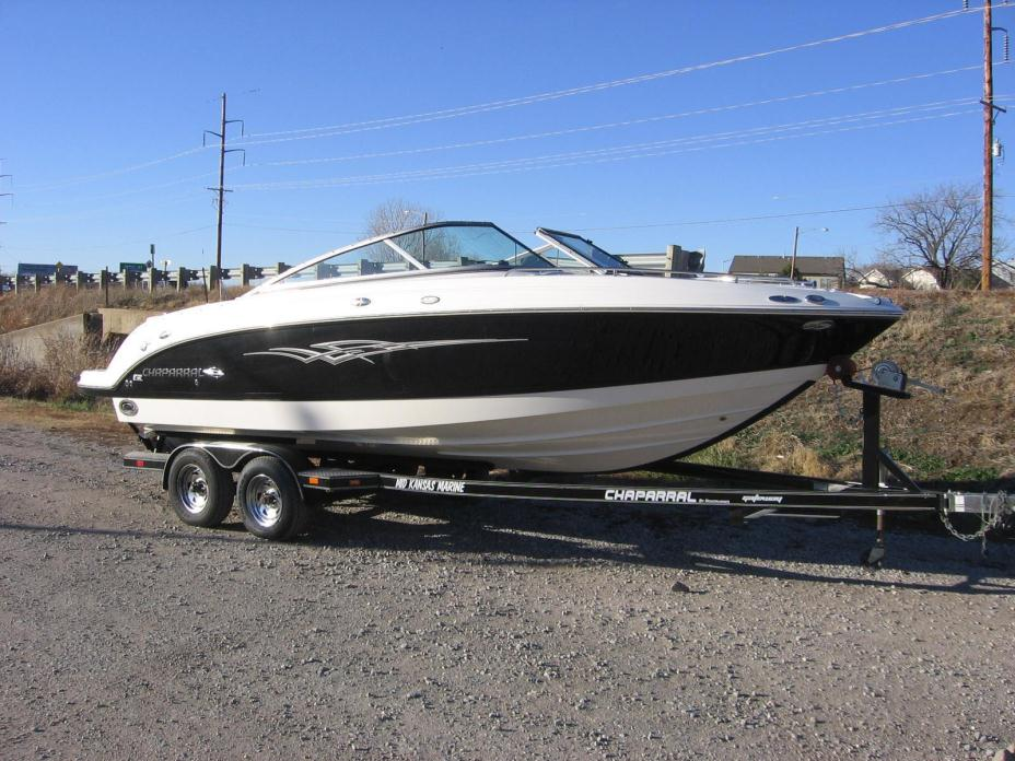 2008 Chaparral 236SSI
