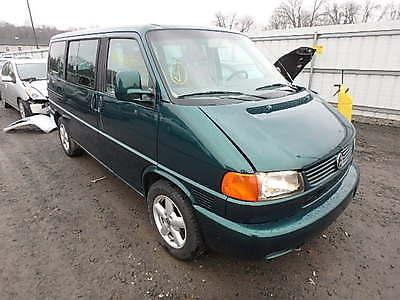 Volkswagen : EuroVan 2001 vw eurovan