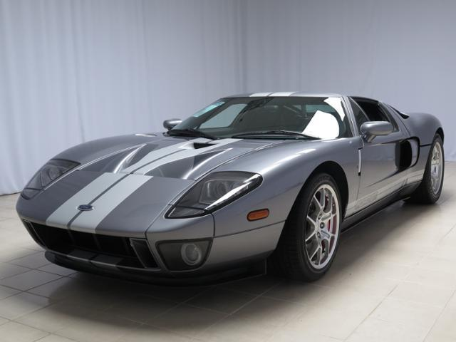 Ford : Ford GT 2dr Cpe 2006 ford gt supercar rare low mileage example 4 option car
