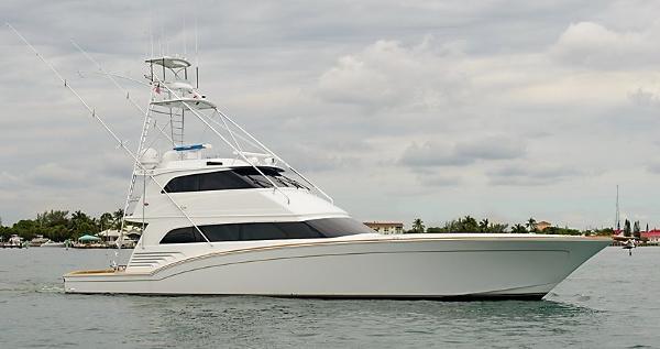2007 Sea Force IX Enclosed Bridge Sportfish