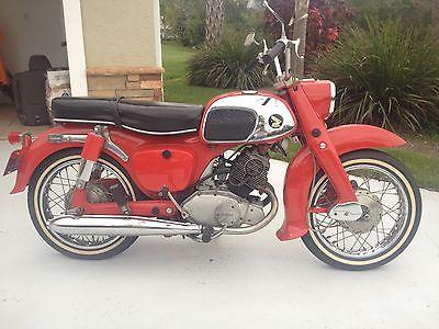 Honda : CA 1964 honda baby dream 150 ca 95 benley touring dream