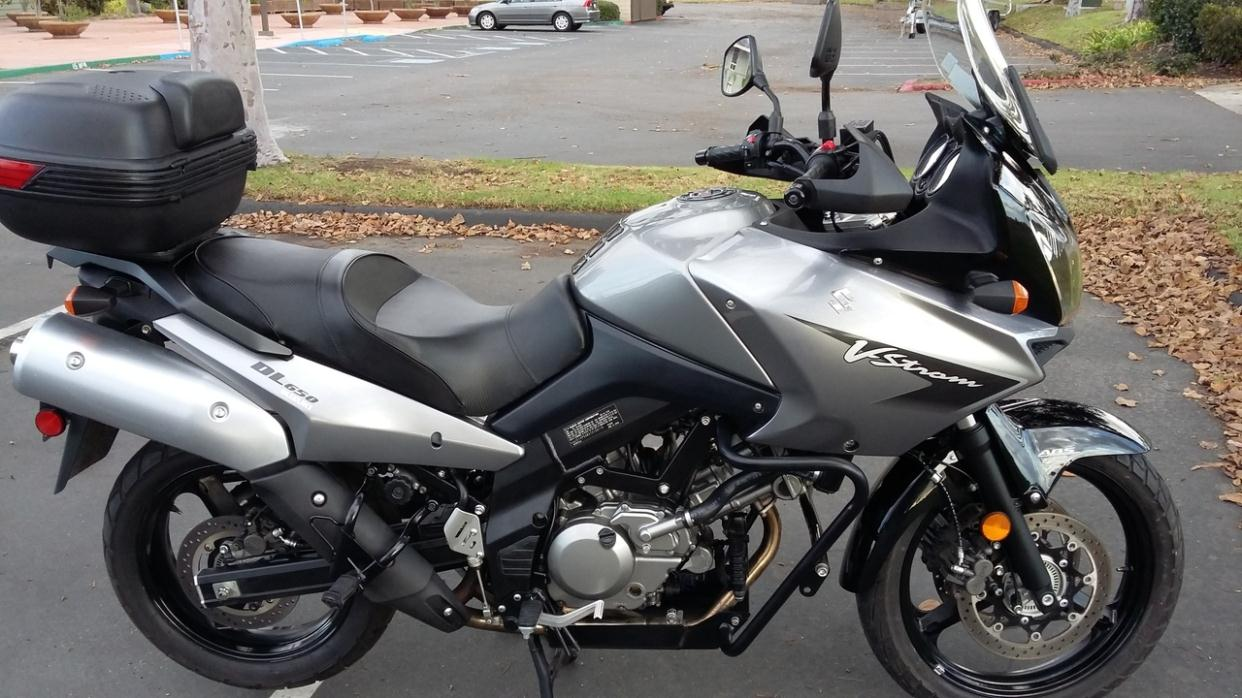 Suzuki V Strom For Sale California