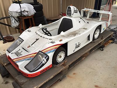 Porsche : Other Porsche 936 Junior STILL IN THE CRATE