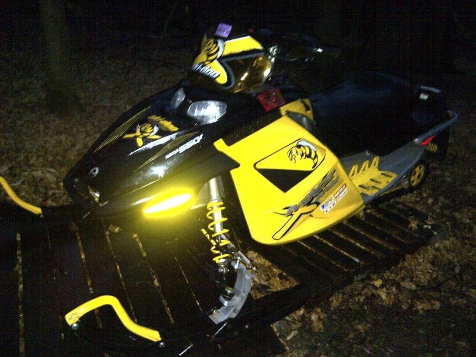 2005 Ski-Doo Mx Z 500