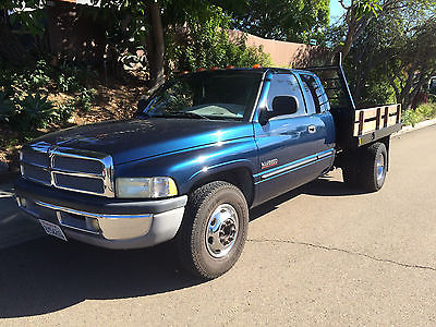 Dodge : Ram 3500 2002 dodge 3500 high output cummins six speed manual