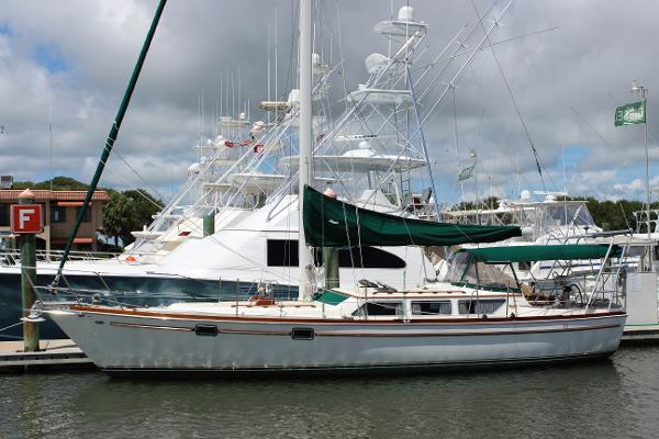 1981 Gulfstar 39 Sailmaster