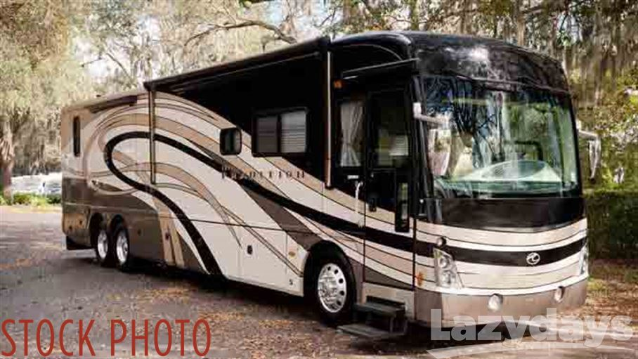 2008 American Coach American Tradition 42F